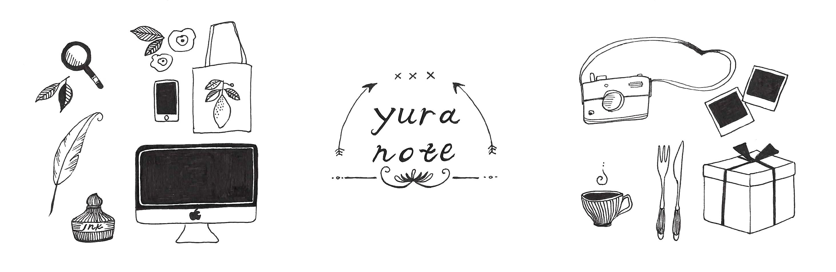 yura note